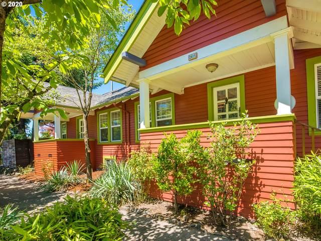 2405 SE Cora St, Portland, OR 97202 (MLS #20038368) :: Stellar Realty Northwest