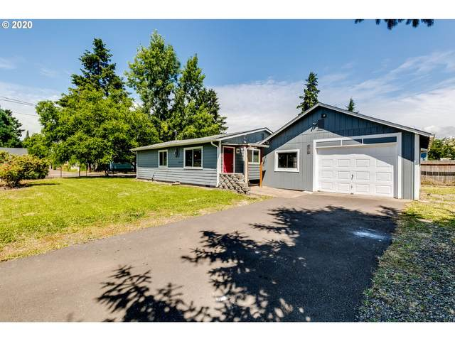 4910 D St, Springfield, OR 97478 (MLS #20038644) :: Change Realty
