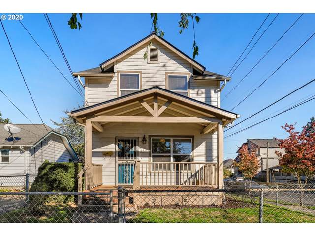 849 NE Sumner St, Portland, OR 97211 (MLS #20038887) :: Next Home Realty Connection