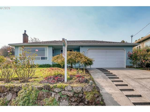 805 SE 73RD Ave, Portland, OR 97215 (MLS #20039053) :: Coho Realty