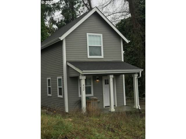 420 SE Oar Ave, Lincoln City, OR 97367 (MLS #20039118) :: Townsend Jarvis Group Real Estate
