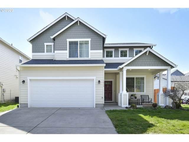 1232 J St, Washougal, WA 98671 (MLS #20039396) :: McKillion Real Estate Group