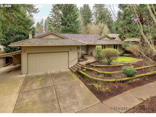 10105 SW Paulina Dr, Tualatin, OR 97062 (MLS #20039535) :: Fox Real Estate Group