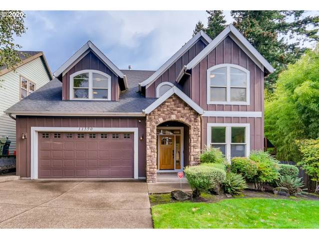 11390 NW Valros Ln, Portland, OR 97229 (MLS #20040326) :: McKillion Real Estate Group