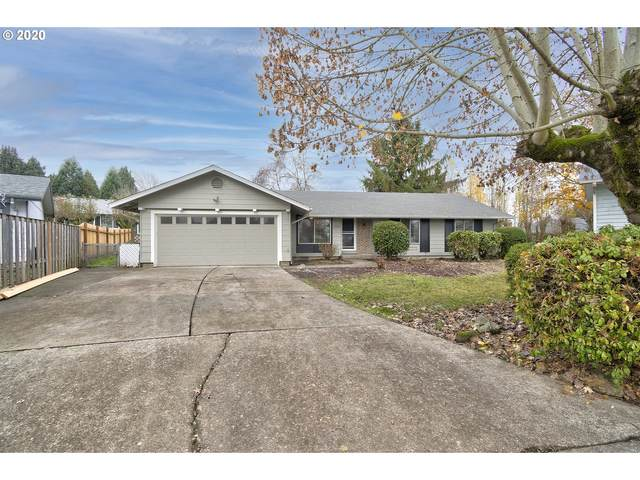 1818 NW 95TH St, Vancouver, WA 98665 (MLS #20040471) :: Lux Properties