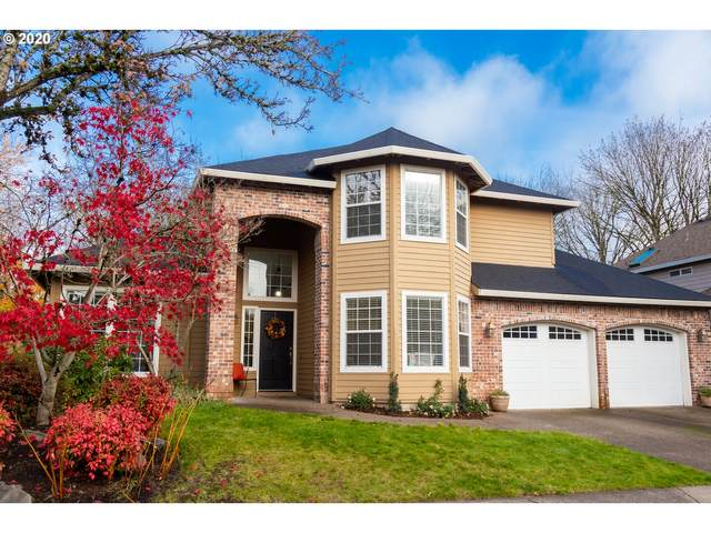 6845 SW Fernbrook Ct, Wilsonville, OR 97070 (MLS #20041437) :: Next Home Realty Connection
