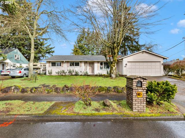 13109 SE Mill St, Portland, OR 97233 (MLS #20041732) :: Premiere Property Group LLC