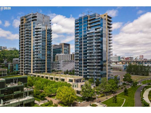 3570 S River Pkwy #411, Portland, OR 97239 (MLS #20041885) :: Song Real Estate
