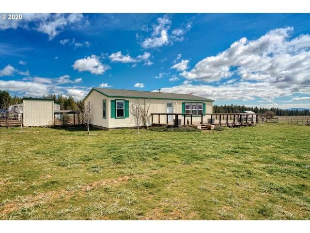 4 Buena Vista Ct, Goldendale, WA 98620 (MLS #20042303) :: Homehelper Consultants