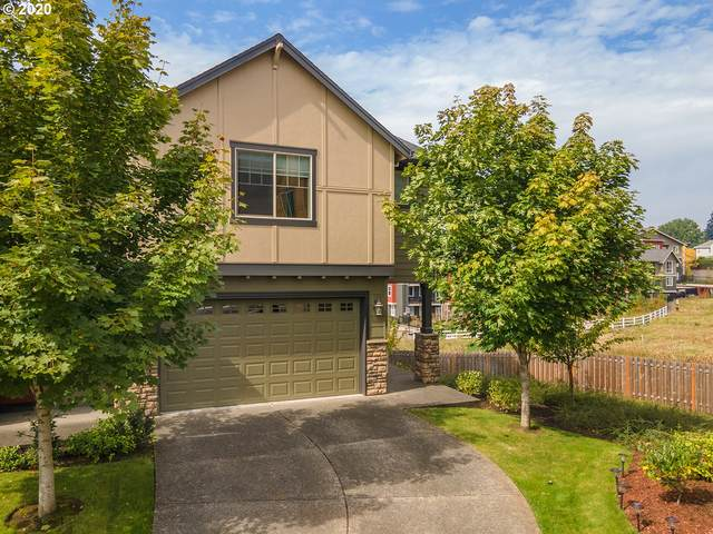 11587 SE Aquila St, Happy Valley, OR 97086 (MLS #20042535) :: The Liu Group