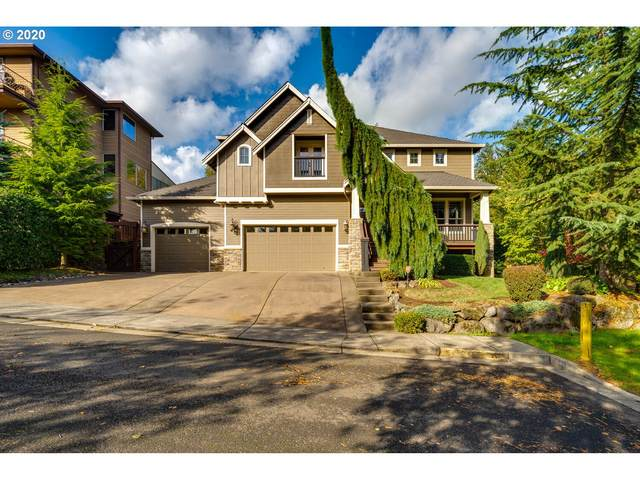 11421 SE Wahkeena Ct, Happy Valley, OR 97086 (MLS #20042542) :: Lux Properties