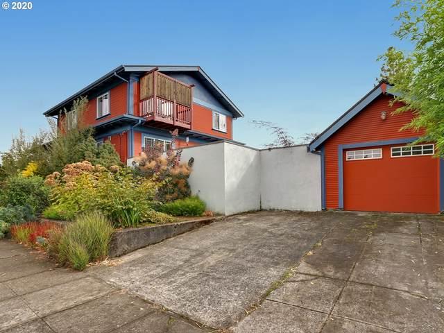 1406 NE Ainsworth St, Portland, OR 97211 (MLS #20042836) :: Lucido Global Portland Vancouver