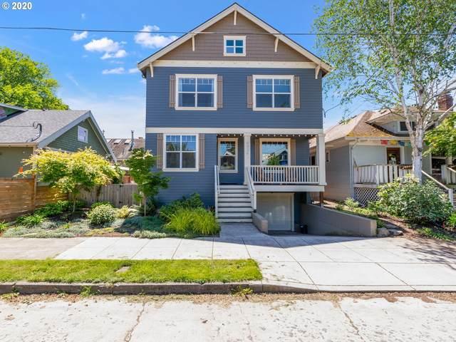 4034 SE Sherman St, Portland, OR 97214 (MLS #20043255) :: Townsend Jarvis Group Real Estate