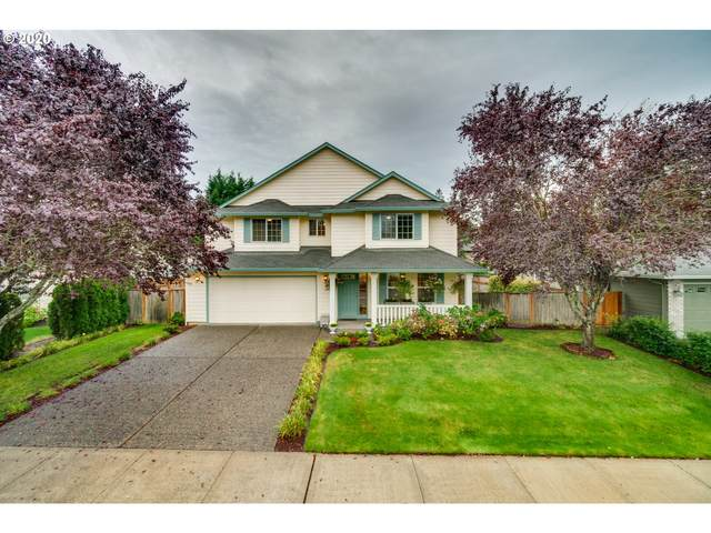 911 NW 148TH St, Vancouver, WA 98685 (MLS #20043309) :: Fox Real Estate Group