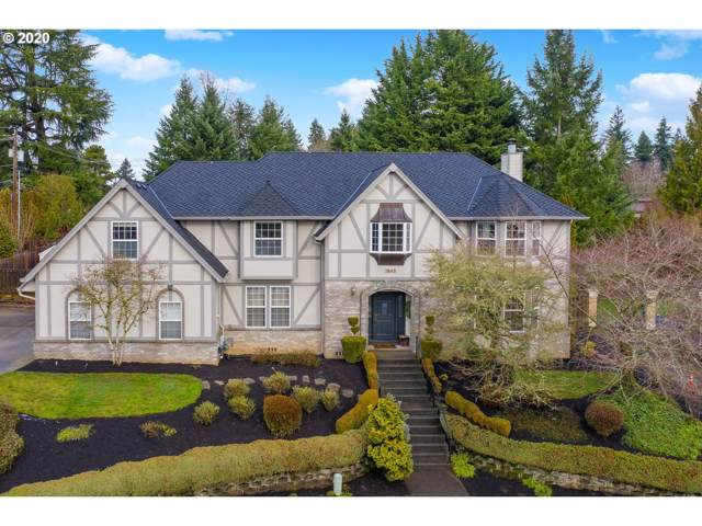 1845 SW Dickinson Ln, Portland, OR 97219 (MLS #20043654) :: Townsend Jarvis Group Real Estate