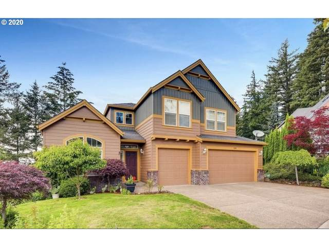 11178 SE Lenore St, Happy Valley, OR 97086 (MLS #20043682) :: Next Home Realty Connection
