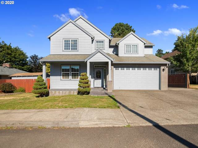 3922 NE 108TH Pl, Portland, OR 97220 (MLS #20043744) :: Coho Realty