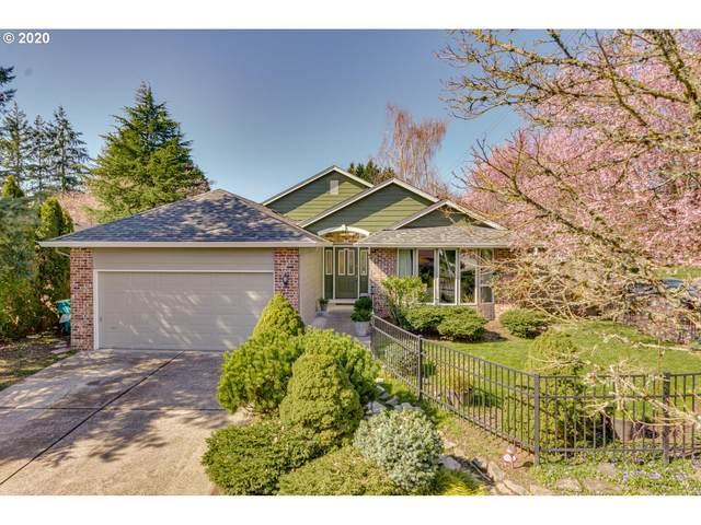 15318 NE 18TH Ave, Vancouver, WA 98686 (MLS #20044091) :: McKillion Real Estate Group