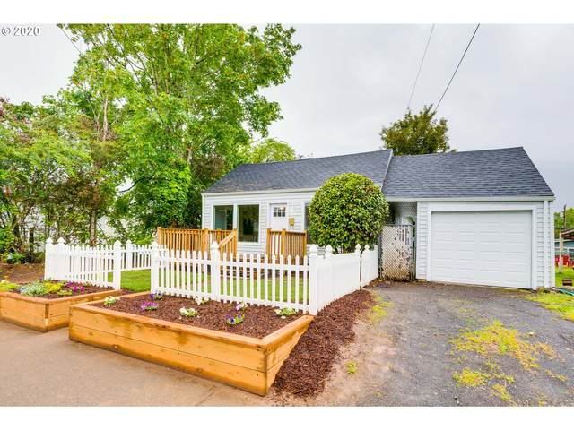 4715 SE 84TH Ave, Portland, OR 97266 (MLS #20044193) :: Next Home Realty Connection