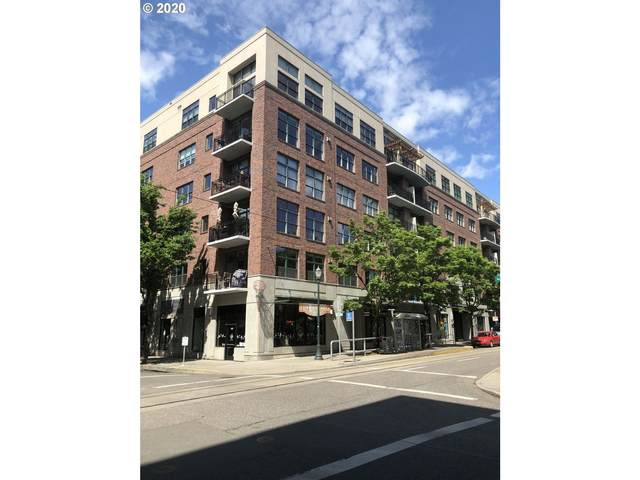 821 NW 11TH Ave #605, Portland, OR 97209 (MLS #20044260) :: Holdhusen Real Estate Group