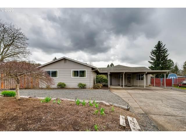 2024 NE Poynter St, Hillsboro, OR 97124 (MLS #20044560) :: McKillion Real Estate Group
