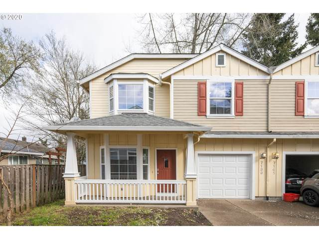 7133 SE Sterling Ln, Hillsboro, OR 97123 (MLS #20044561) :: Holdhusen Real Estate Group