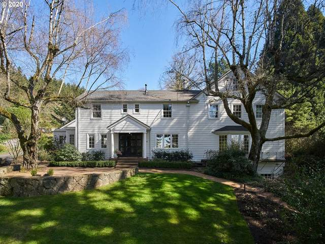 3840 SW Dosch Rd, Portland, OR 97239 (MLS #20044722) :: Next Home Realty Connection