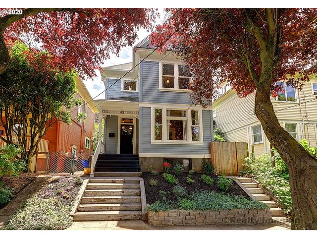 1618 NE Couch St, Portland, OR 97232 (MLS #20044774) :: Song Real Estate