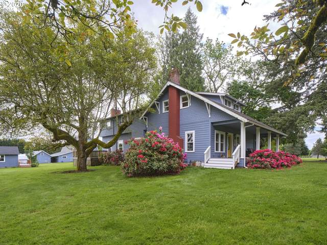 15911 NW 41ST Ave, Ridgefield, WA 98642 (MLS #20045721) :: Next Home Realty Connection