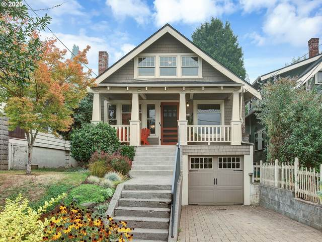 1410 SE 52ND Ave, Portland, OR 97215 (MLS #20046206) :: Fox Real Estate Group