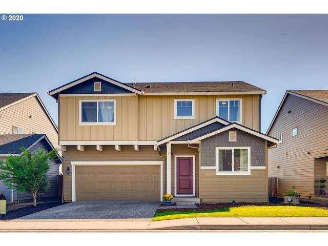 12311 NE 109TH Way, Vancouver, WA 98682 (MLS #20046372) :: Holdhusen Real Estate Group