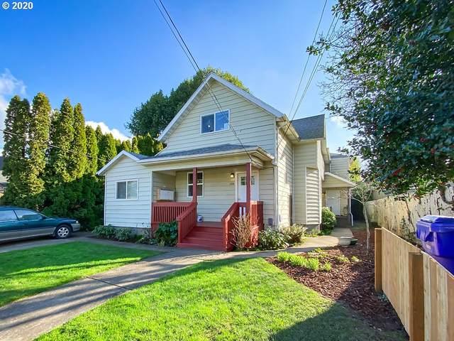 1414 SE Lambert St, Portland, OR 97202 (MLS #20046401) :: Fox Real Estate Group