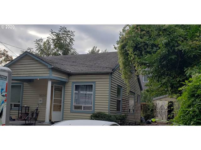 5024 SE Clay St, Portland, OR 97215 (MLS #20046538) :: Premiere Property Group LLC