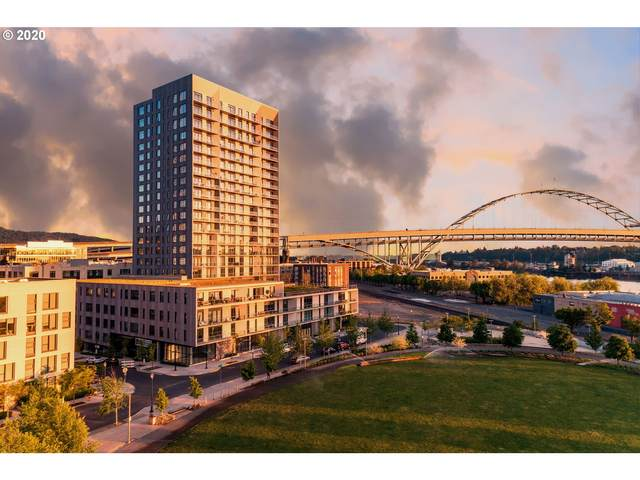 1150 NW Quimby St #2112, Portland, OR 97209 (MLS #20046844) :: Beach Loop Realty