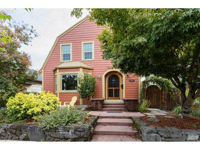 4842 NE 25TH Ave, Portland, OR 97211 (MLS #20047100) :: The Galand Haas Real Estate Team