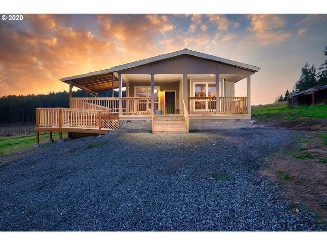5168 Scotts Valley Rd, Yoncalla, OR 97499 (MLS #20047297) :: McKillion Real Estate Group