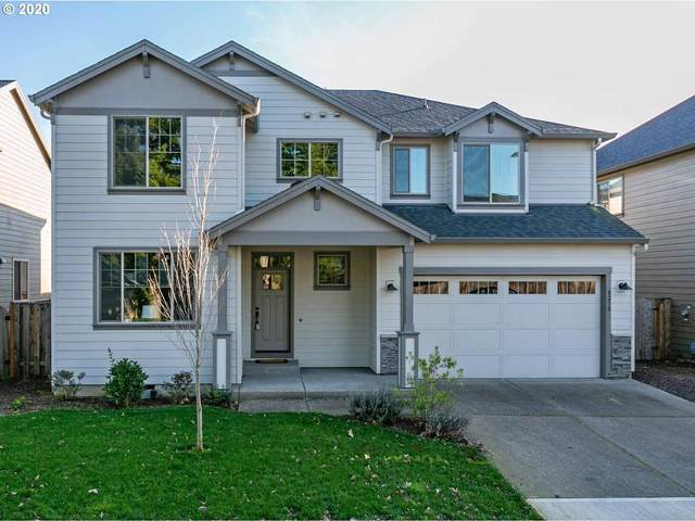 8210 SW Ross St, Tigard, OR 97224 (MLS #20047304) :: The Liu Group