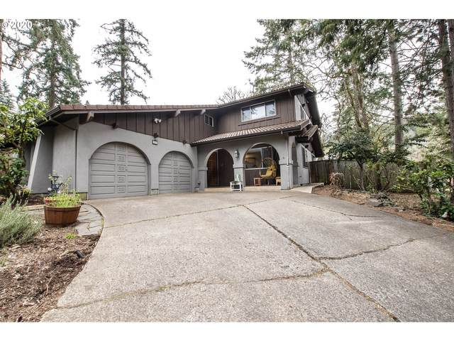320 Dellwood Dr, Eugene, OR 97405 (MLS #20047315) :: Song Real Estate