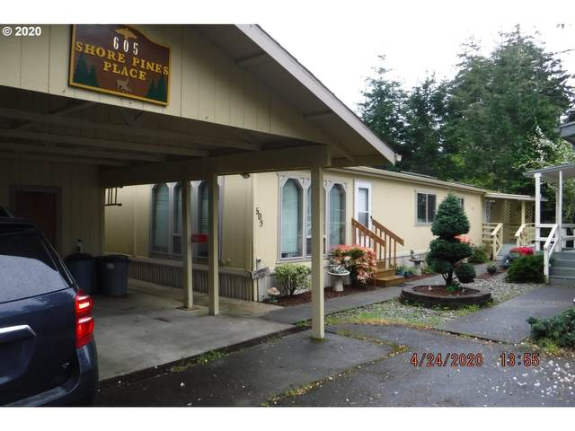 605 Shorepines Pl, Coos Bay, OR 97420 (MLS #20047319) :: Cano Real Estate