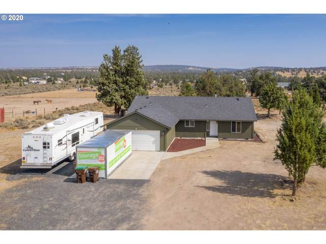 16698 SE Creek Rd, Prineville, OR 97754 (MLS #20047385) :: Coho Realty