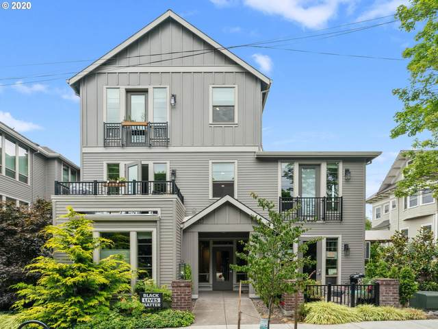 1805 SE Madison St #303, Portland, OR 97214 (MLS #20047522) :: The Liu Group