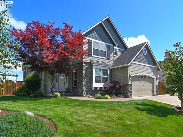 480 Auburn Ln, Creswell, OR 97426 (MLS #20047640) :: Holdhusen Real Estate Group