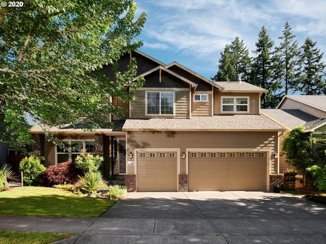 16167 SW Snowy Owl Ln, Beaverton, OR 97007 (MLS #20048522) :: McKillion Real Estate Group