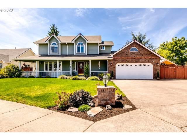 3160 Duck Horn Dr, Eugene, OR 97404 (MLS #20048962) :: Fox Real Estate Group
