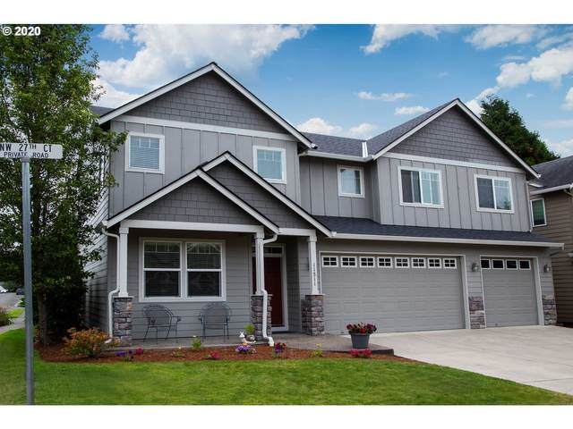 11511 NW 27TH Ct, Vancouver, WA 98685 (MLS #20049451) :: Gustavo Group