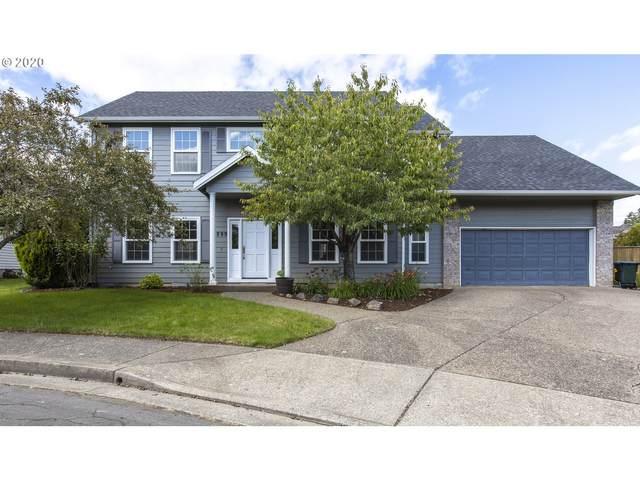 6899 SW Aldercrest Ct, Wilsonville, OR 97070 (MLS #20049457) :: McKillion Real Estate Group