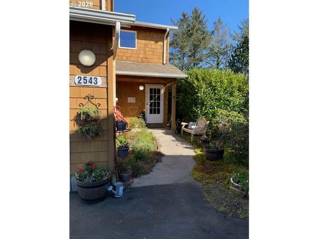2543 Queen St, Seaside, OR 97138 (MLS #20049560) :: Holdhusen Real Estate Group