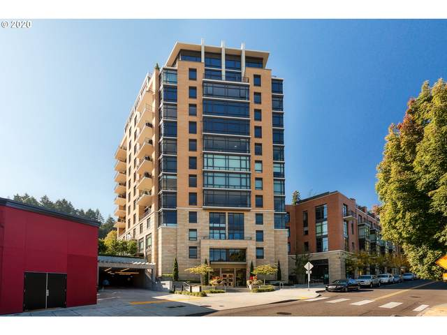 2351 NW Westover Rd #1201, Portland, OR 97210 (MLS #20049776) :: The Liu Group