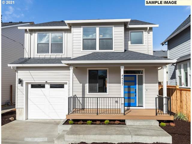 6033 SE Tolman St A, Portland, OR 97206 (MLS #20049839) :: Beach Loop Realty