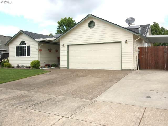 237 NE Wilcox St, Hillsboro, OR 97124 (MLS #20049926) :: Holdhusen Real Estate Group